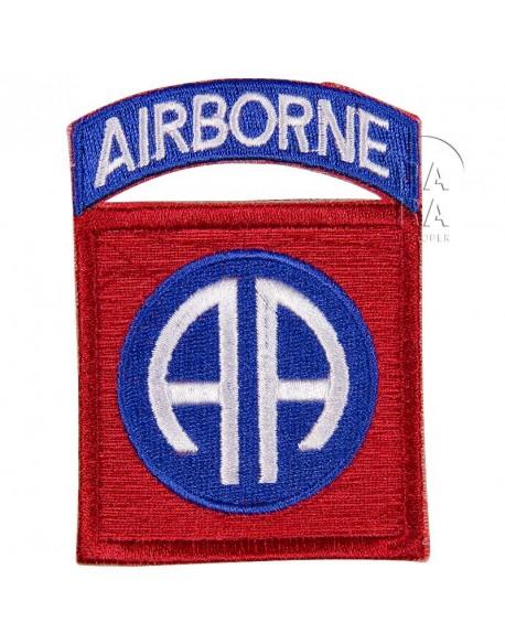 Insigne de la 82ème division aéroportée