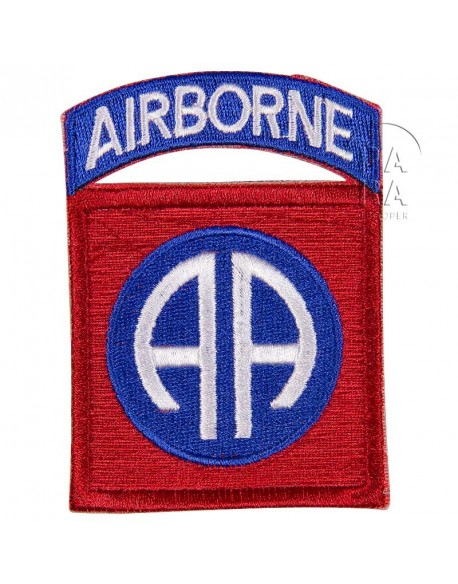 82nd Airborne Infantry Division insignia