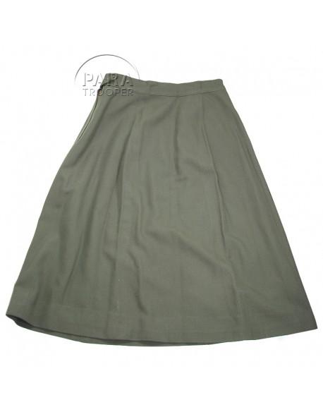 Skirt, Wool, Women's, Officer's, Named