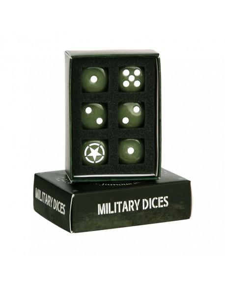 Set de Dés militaire