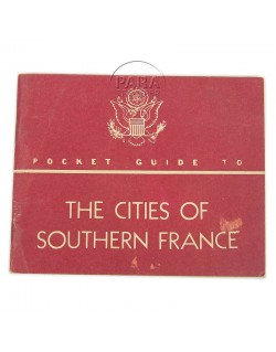 Pocket Guide to Southern France, 1944