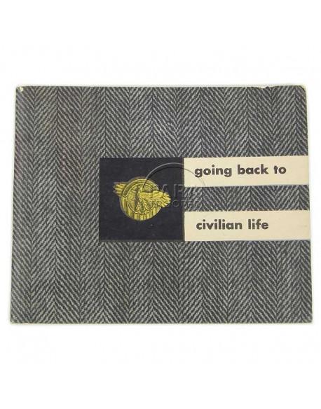 Livret Guide de retour à la vie civile