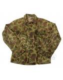 Jacket, HBT, Camouflaged, US Army