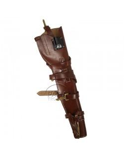 Holster en cuir pour carabine M1