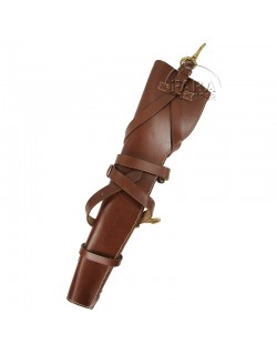 Scabbard, Leather, M1 carbirne