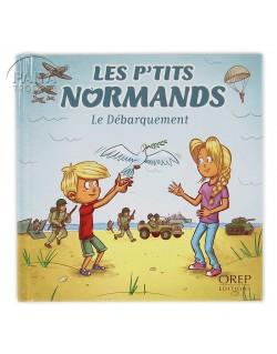 Les p'tits Normands, Le débarquement