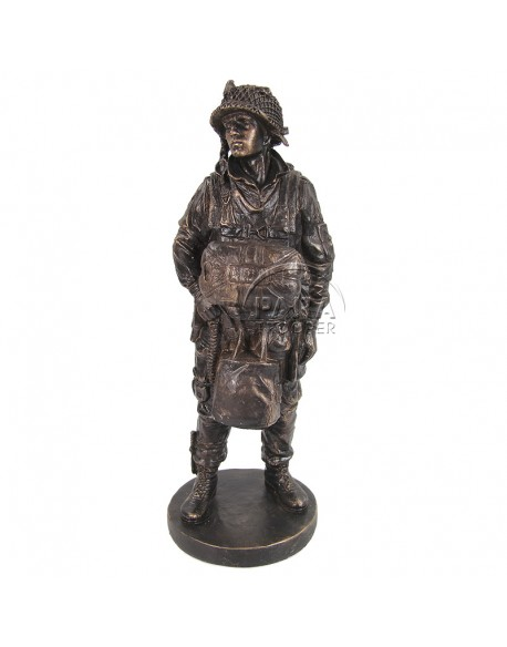 Statue 101st Airborne, Screaming Eagle, juin 1944