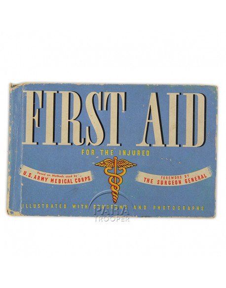 Manual, First Aid for Injured