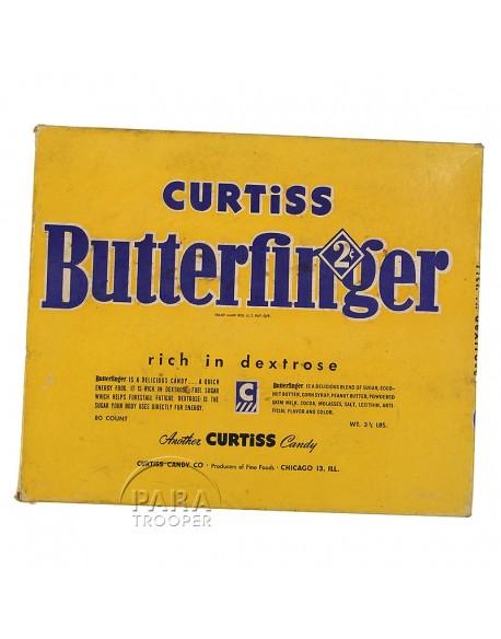 Boite de chocolat, Butterfinger