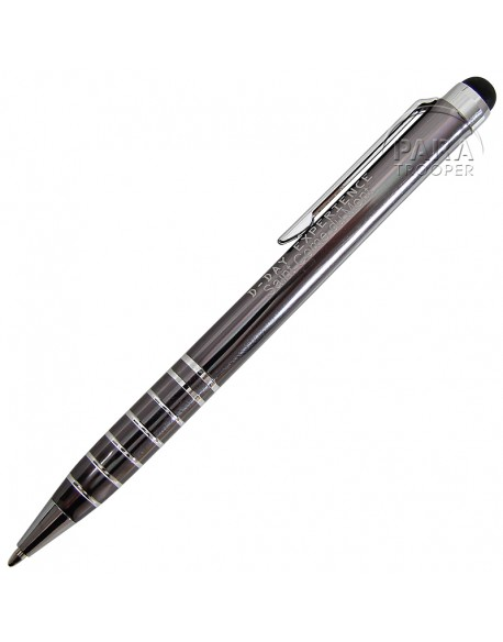 Pen, contact touch, D-Day Experience, grey