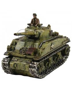 Tank in resin
