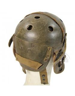 Helmet, Tanker, Wilson ATH. Goods MFG. Co.