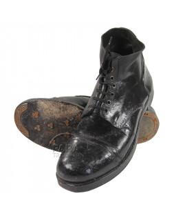 Shoes, Combat, British, post-war
