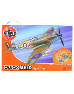 Maquette Spitfire