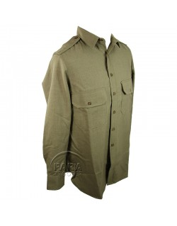 Shirt, Wool, Officer