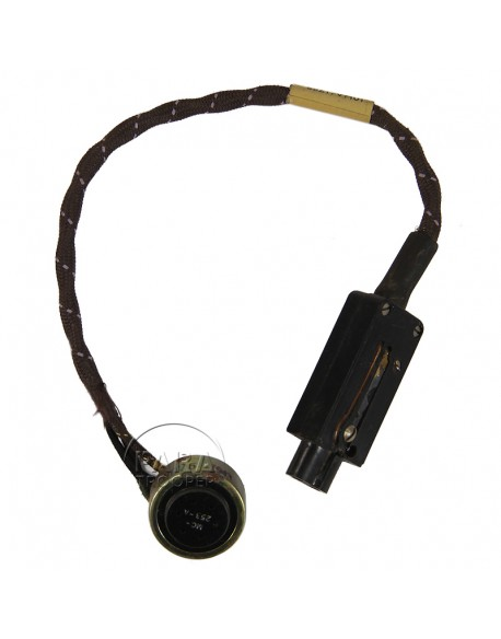 Microphone, MC-253-A, 1943
