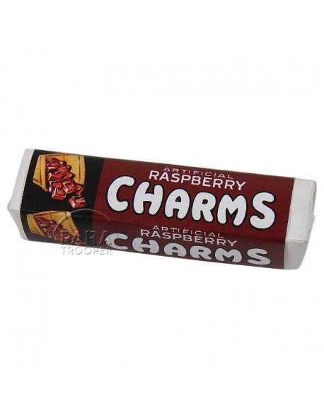 Bonbons Charms, framboise