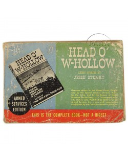 Novel, US Army, Head O' W-Hollow