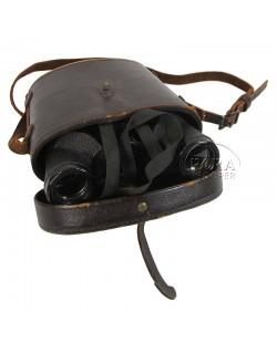 Binoculars US Navy MK 29, with case, 6x30, 1942