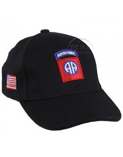 Cap, Baseball, 82nd Airborne