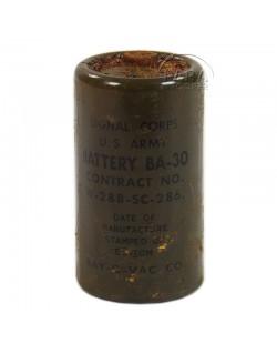 Batterie, BA-30 (E-E-8)