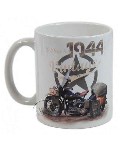 Mug, Vintage, Harley