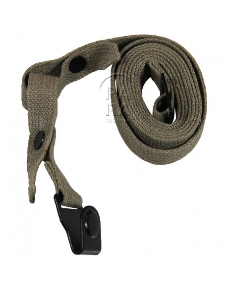 Straps, Canvas, German for gas mask