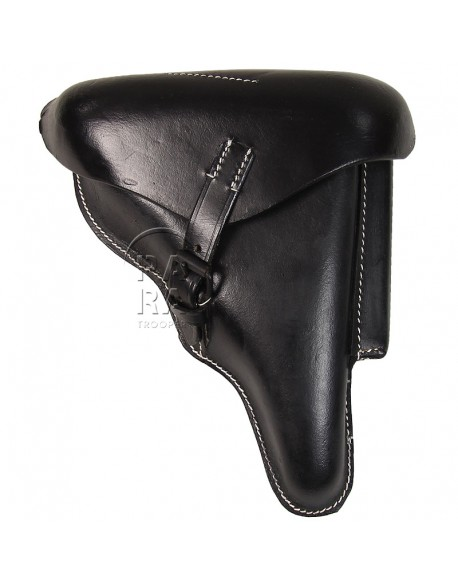 Holster, Luger, P.08, black