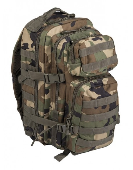 Backpack, Woodland, small