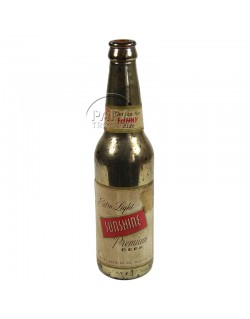 Bottle, Beer, Sunshine Premium