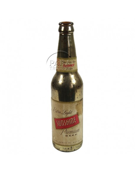 De De Bouteille Sunshine Sunshine Bière Premium Bouteille Premium Bouteille De Bière SUVqMLpGz