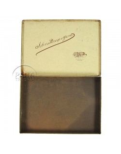 Box, British cigarettes, Player's N°3