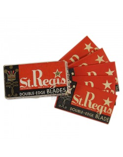 Blades, Razor, St Regis