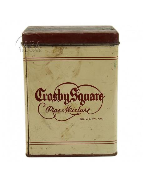 Boite de tabac Crosby Square