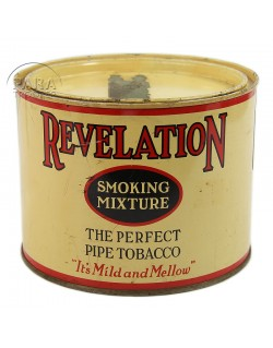 Box, American Tobacco, Revelation