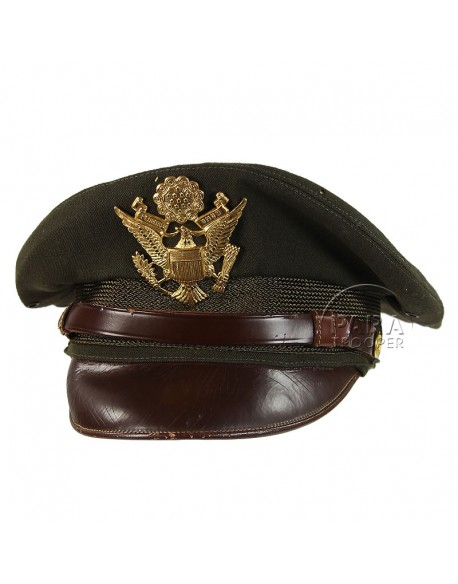 Casquette USAAF, type 50 missions, Han-Kraft