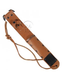 Scabbard, M6, leather