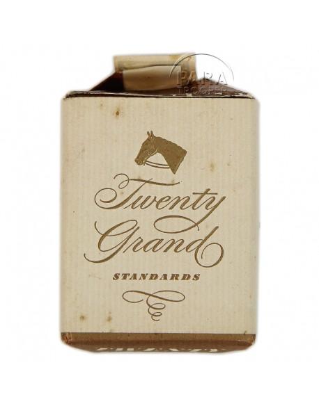 Paquet de cigarettes Twenty Grand