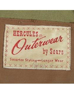 Vest, Sears, USAAF