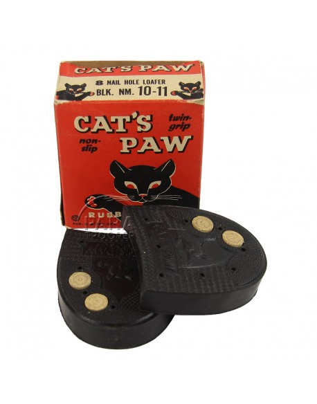 Heels, box, Cat's Paw