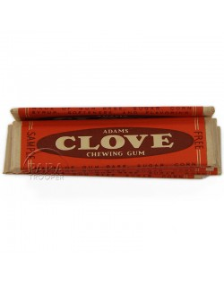 Chewing-gum, Clove