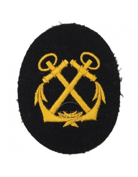 Patch, Sleeve, NCO's, Helmsmen, Kriegsmarine