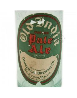 Bouteille de bière Old India