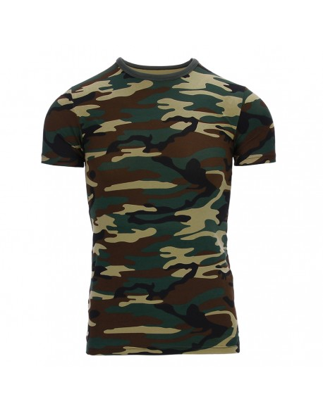 T-shirt, Camouflaged, Kids