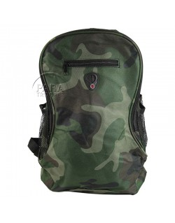 Backpack, Camouflage, Small