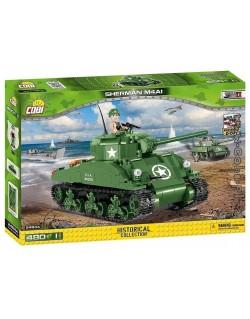 Lego Char Sherman M4A1