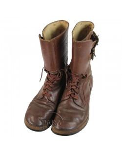 Boots, Service, Combat (Buckle boots), 10E