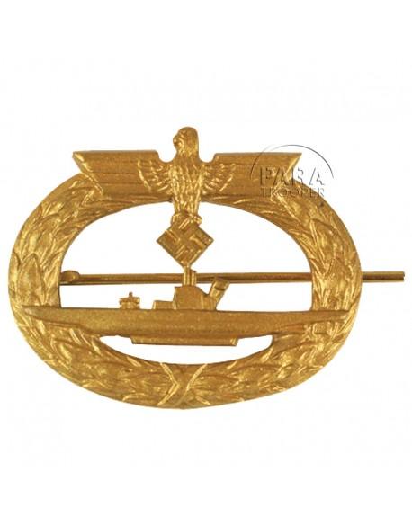 Badge, U-Boat, Kriegsmarine