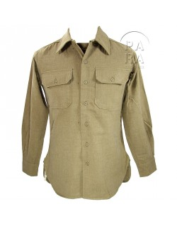 Shirt, Wool, Enlisted