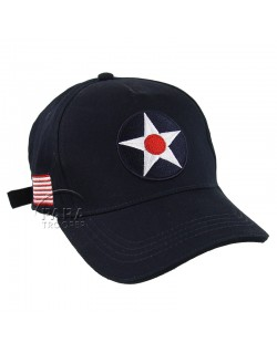 Cap, Baseball, Star, USAAF